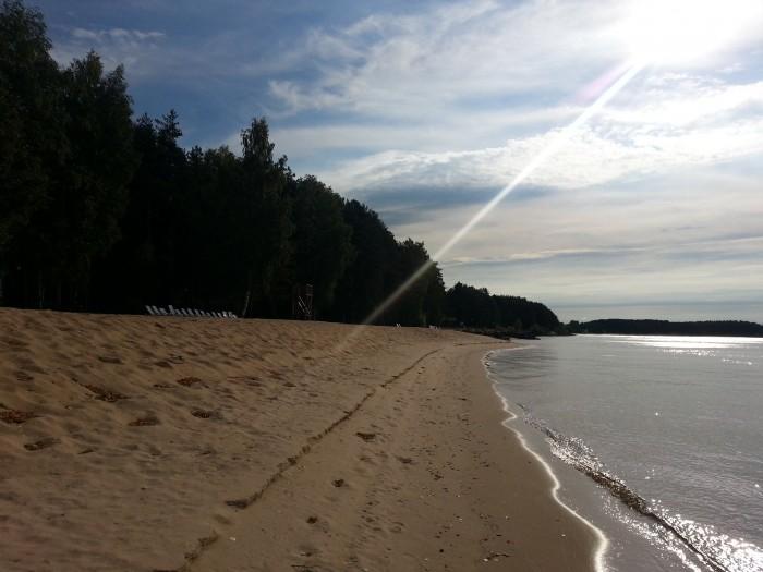 рублёвское море